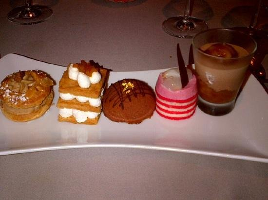 Constance Prince Maurice: delicious desserts