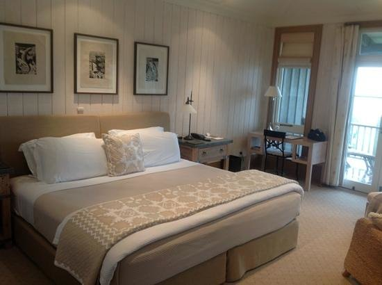 The Lodge at Kauri Cliffs: Guest Suite