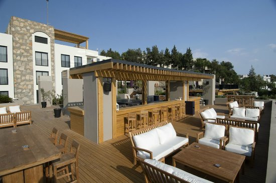 Ramada Resort Bodrum: Belvedere Bar