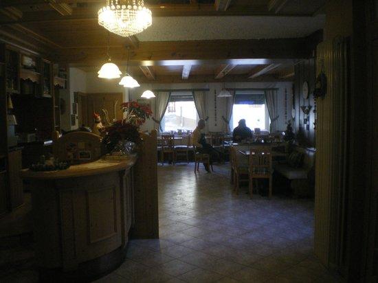 Hotel Al Sole: Hall