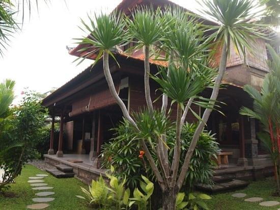 Bali Aroma Exclusive Villas Seminyak: view