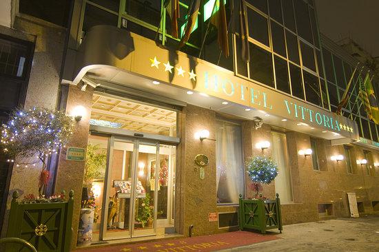 Hotel Vittoria: Esterno3