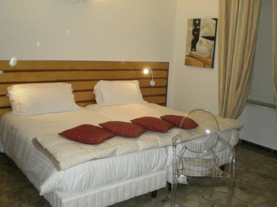 Hotel Royal Superga : nuovissima camera Doppia Superior 2013