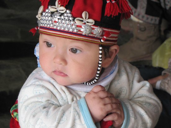 Footprint Vietnam Travel Day Tours: Every baby a prince or princess
