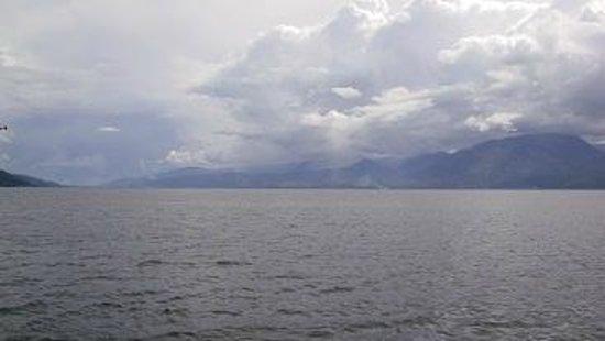 Solok, Indonesië: Lake Singkarak