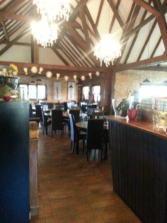 La Table de Vendenheim : salle de restaurant