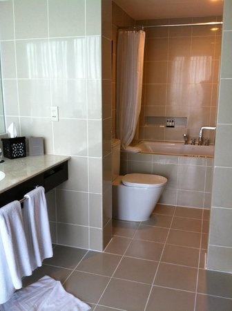 The Clean Bathroom And Bathtub Picture Of Sofitel