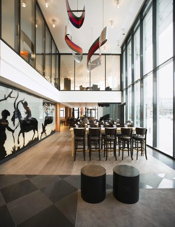 Mövenpick Hotel Stuttgart Airport: Message Café & Bar