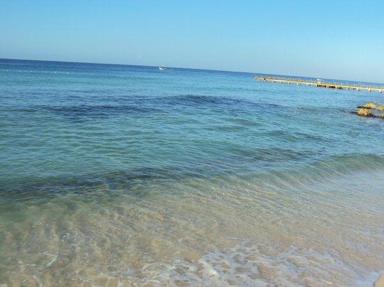 Viva Wyndham Dominicus Beach : il meraviglioso mare caraibico