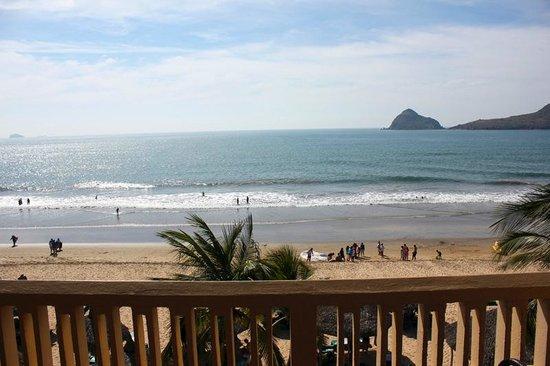Hotel Playa Mazatlan: Vista desde la habitación