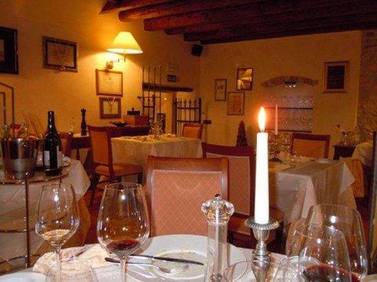 San Rocco Hotel and Restaurant: San Rocco Restaurant