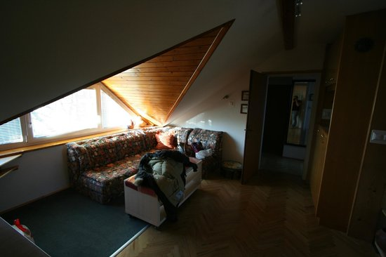 Apartments Poldi : Salottino