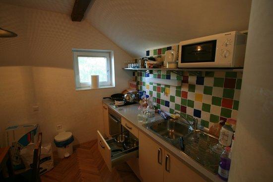 Apartments Poldi : Cucina