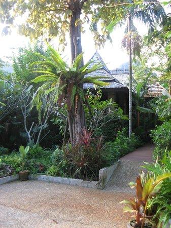 Phu Pi Maan Resort & Spa: Hotel grounds