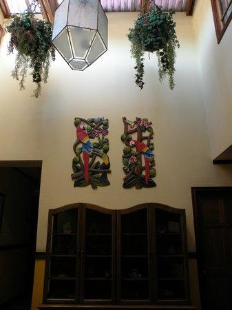 Hotel Fleur de Lys: Couloir