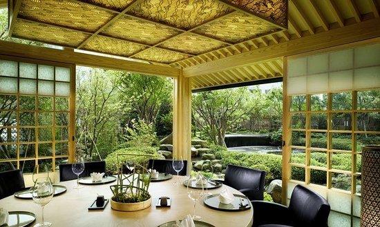 Shangri-La's Far Eastern Plaza Hotel Taipei: ibuki Japanese Restaurant (7F)