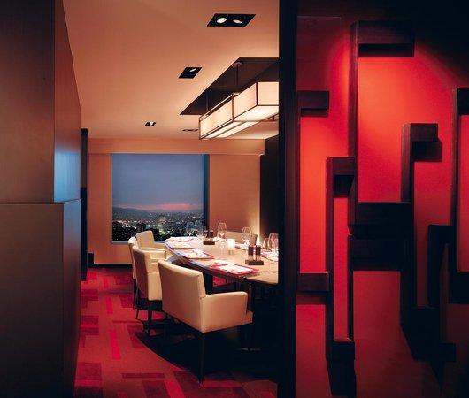Shangri-La's Far Eastern Plaza Hotel Taipei: Marco Polo Restaurant (38F)