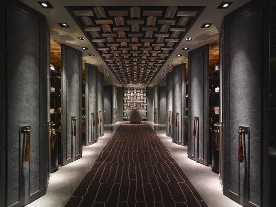 Shangri-La's Far Eastern Plaza Hotel Taipei: Shang Palace (6F)