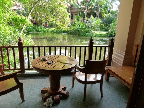 Anantara Hua Hin Resort: Balkon