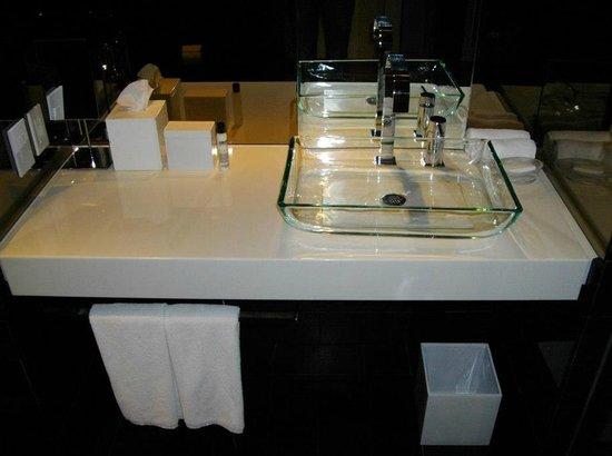 Andaz Wall Street: Salle de bain