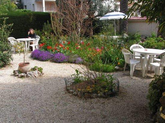 Hotel California : jardin