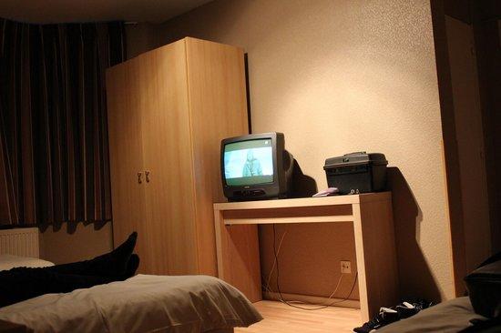 Hotel Frederiksborg: Autre vue de la chambre