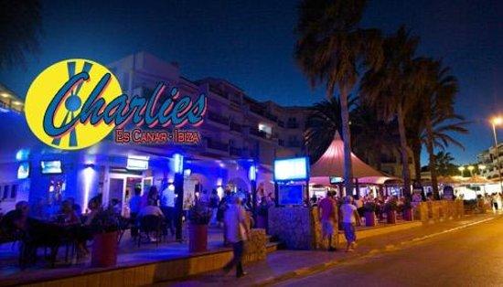 Charlies Bar, Es Canar, Ibiza