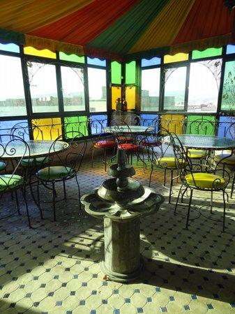 terrazza-ristorante - Picture of Riad Khouloud, Fes - TripAdvisor
