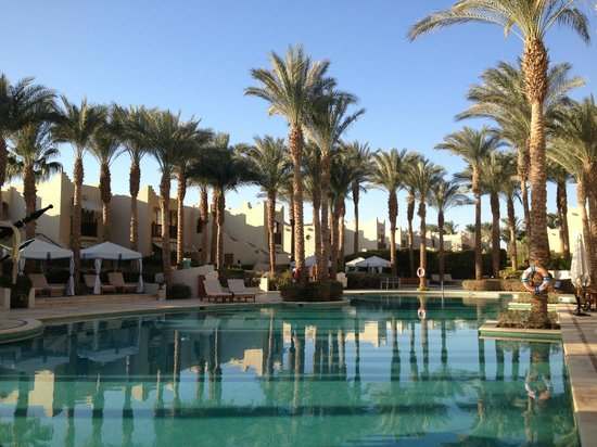 Four Seasons Resort Sharm El Sheikh: The Gezhera Pool
