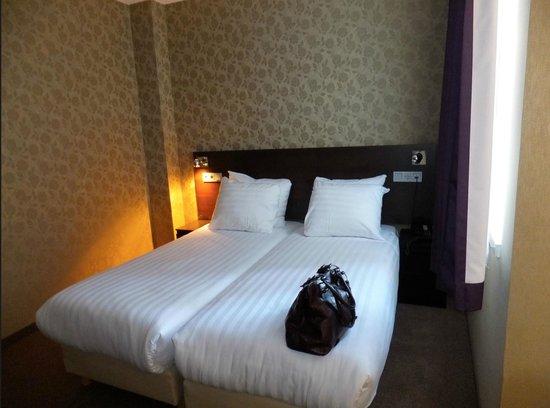 Hotel Espresso: Chambre 1.2