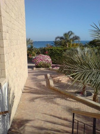 Fort Arabesque Resort, Spa & Villas: hotel grounds