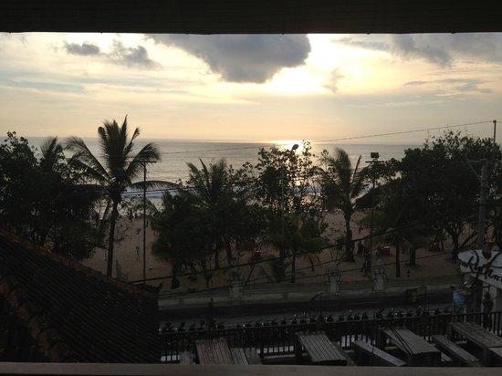 Mercure Kuta Bali: amazing sunsets