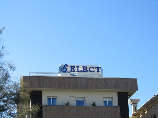 Hotel Select Suites & Spa: sotto l'insegna