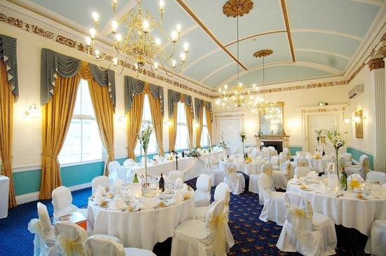 Best Western Lichfield City Centre The George Hotel: The Garrick Suite
