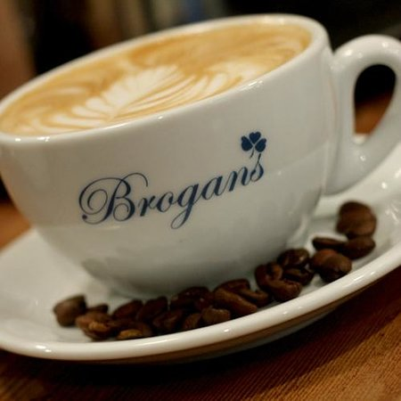 Brogan's: Mouth-watering coffee