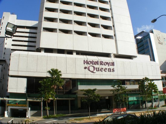 Hotel Royal at Queens: Hotel exterior