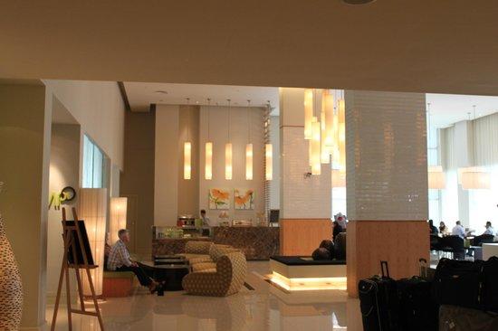 Ibis Deira City Centre: Reception