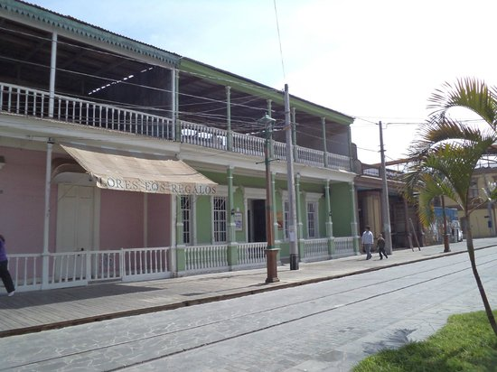 Baquedano Street