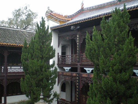 Hengshan Ancient City: Nanyue Temples
