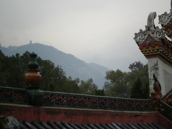Hengshan Ancient City: Mount Henshan