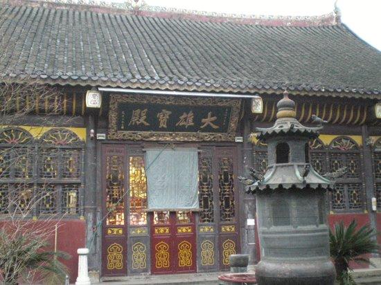 Hengshan County, China: Nanyue Temples