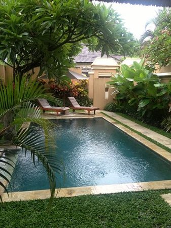 Mutiara Bali Boutique Resort & Villas: 2 bed deluxe villa
