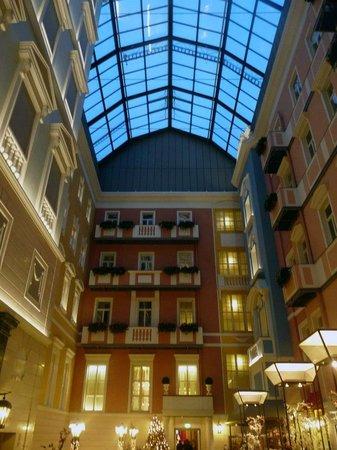 Belmond Grand Hotel Europe: Hotel