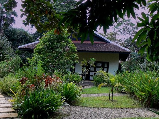 La Maison d'Angkor: La suite que nous occupions
