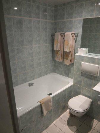 Grand Hotel du Havre : 風呂