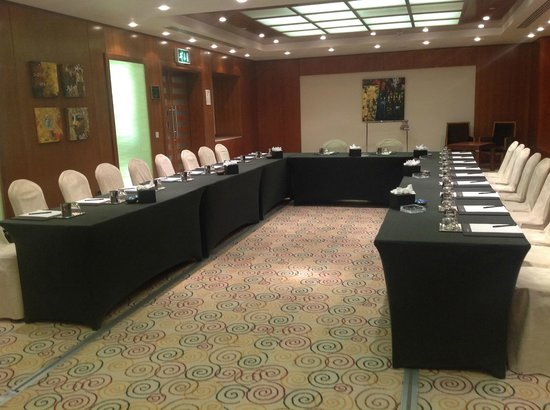 ‪فندق انتركونتننتال كرستال: Conference suite at The Inter Continental, Citystars, Cairo‬