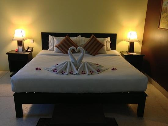 Siddharta Boutique Hotel: honeymoon suite