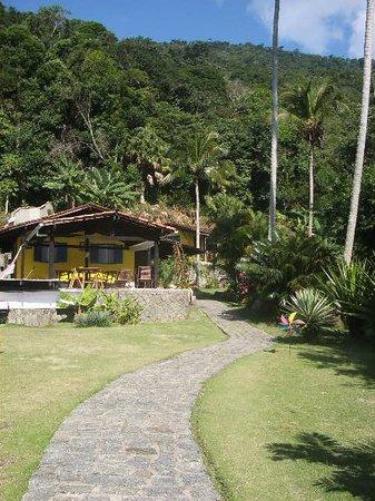 Pousada Oasis Ilha Grande RJ: Fachada da Pousada