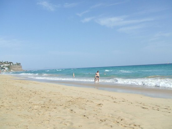 Occidental Jandia Playa: Beach