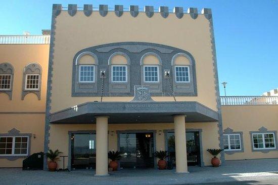 Castro Marim Golf and Country Club: Club House - Main Entrance